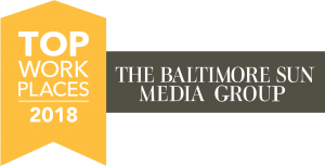 Top Workplaces Baltimore Sun 2018