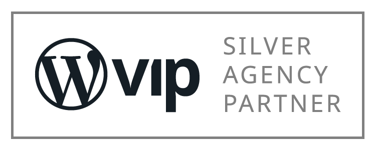 WordPress VIP Silver Agency Partner logo