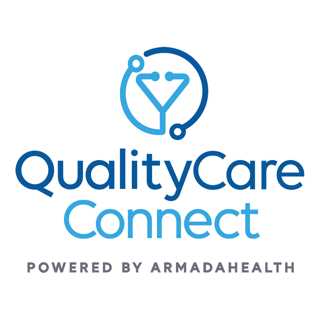 ArmadaHealth's QualityCare Connect logo