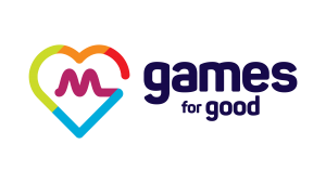 Mindgrub Games for Good logo