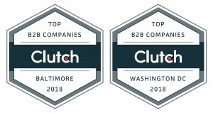 Hexagon logo for Clutch Top B2B Companies in Baltimore and DC