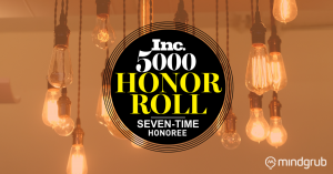 Inc. 5000 7 Time Honoree Logo